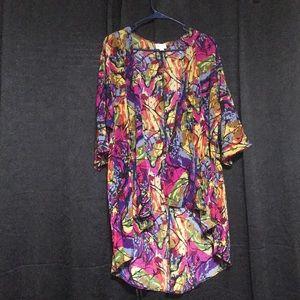 M Lularoe Lindsey kimono